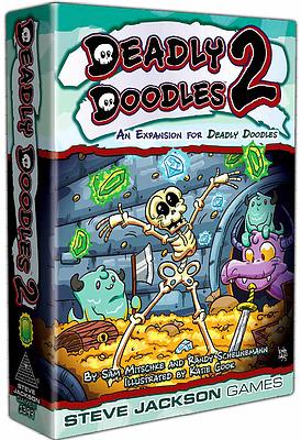 Einfach und sicher online bestellen: Deadly Doodles 2 (Englisch) in Österreich kaufen.
