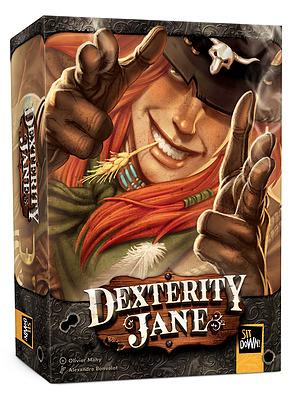 Einfach und sicher online bestellen: Dexterity Jane in Österreich kaufen.