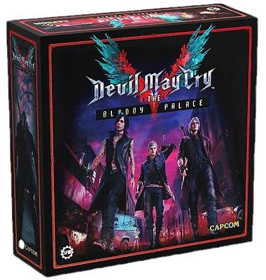 Einfach und sicher online bestellen: Devil May Cry: The Bloody Palace (Englisch) in Österreich kaufen.