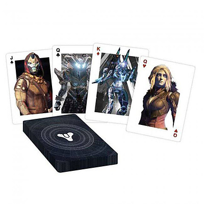 Einfach und sicher online bestellen: Destiny Premium Spielkarten in Österreich kaufen.