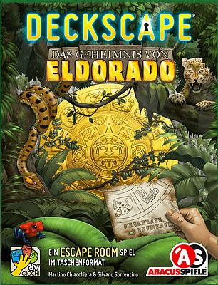 Einfach und sicher online bestellen: Deckscape - Das Geheimnis von Eldorado in Österreich kaufen.