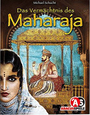 Einfach und sicher online bestellen: Deckscape - Das Vermächtnis des Maharaja in Österreich kaufen.