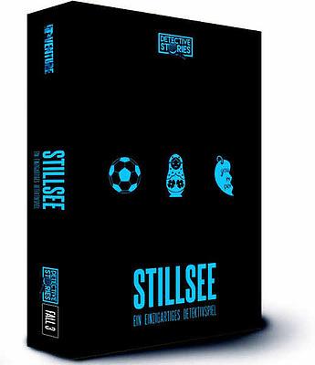 Einfach und sicher online bestellen: Fall 3: Stillsee in Österreich kaufen.