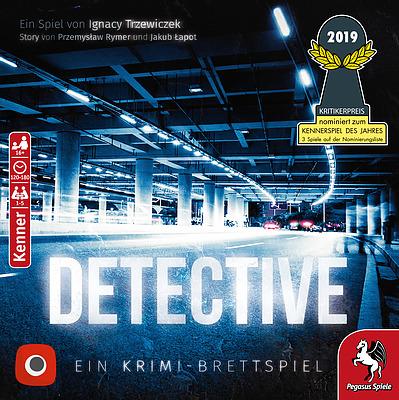 Einfach und sicher online bestellen: Detective in Österreich kaufen.