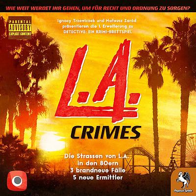 Einfach und sicher online bestellen: Detective: L.A Crimes in Österreich kaufen.