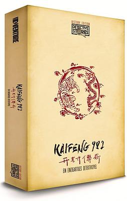 Einfach und sicher online bestellen: Detective Stories Histrory Edition Kaifeng 982 in Österreich kaufen.