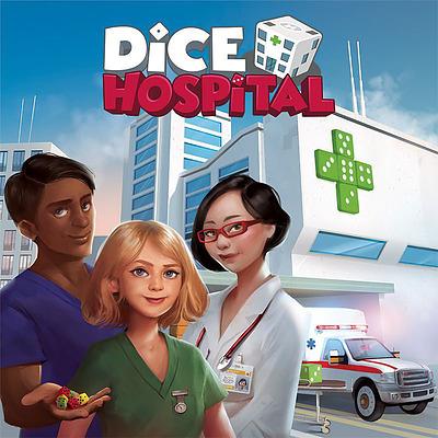 Einfach und sicher online bestellen: Dice Hospital (Englisch) in Österreich kaufen.