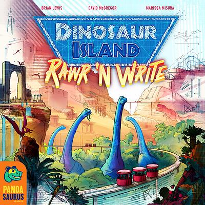Einfach und sicher online bestellen: Dinosaur Island Rawr N Write (Englisch) in Österreich kaufen.