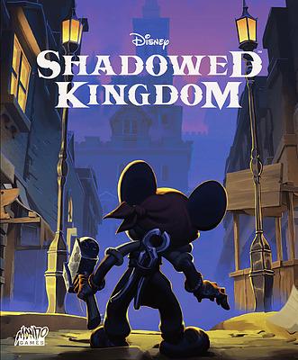 Einfach und sicher online bestellen: Disney Shadowed Kingdom (Englisch) in Österreich kaufen.