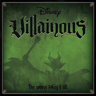 Einfach und sicher online bestellen: Disney Villainous Games in Österreich kaufen.