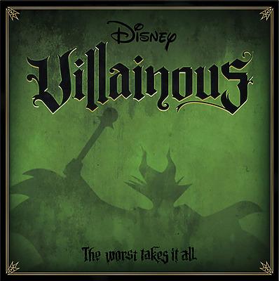 Einfach und sicher online bestellen: Disney Villainous in Österreich kaufen.