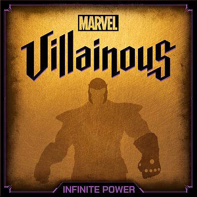 Einfach und sicher online bestellen: Disney Villainous Infinite Power in Österreich kaufen.