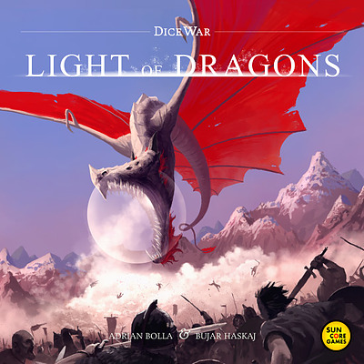 Einfach und sicher online bestellen: DiceWar: Light of Dragons in Österreich kaufen.