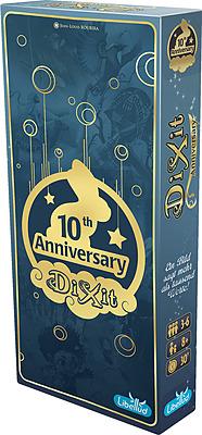 Einfach und sicher online bestellen: Dixit Anniversary in Österreich kaufen.