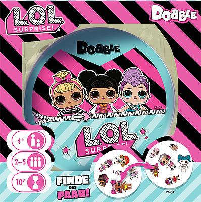 Einfach und sicher online bestellen: Dobble L.O.L. Surprise! in Österreich kaufen.