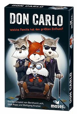 Einfach und sicher online bestellen: Don Carlo in Österreich kaufen.