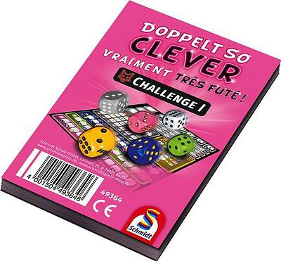 Einfach und sicher online bestellen: Doppelt so Clever Callenge I in Österreich kaufen.