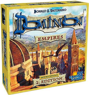 Einfach und sicher online bestellen: Dominion: Empires in Österreich kaufen.