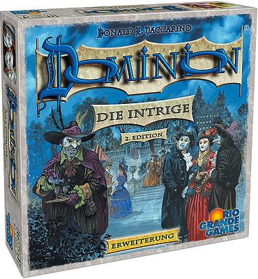 Einfach und sicher online bestellen: Dominion: Intrige in Österreich kaufen.