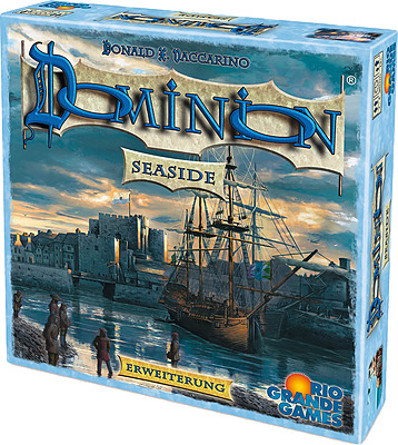 Einfach und sicher online bestellen: Dominion: Seaside in Österreich kaufen.