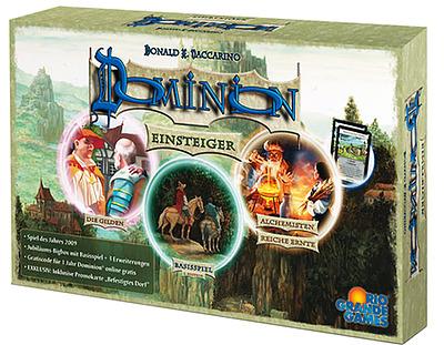 Einfach und sicher online bestellen: Dominion Einsteiger Bigbox in Österreich kaufen.