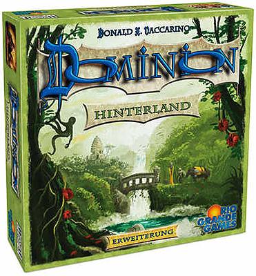 Einfach und sicher online bestellen: Dominion: Hinterland in Österreich kaufen.