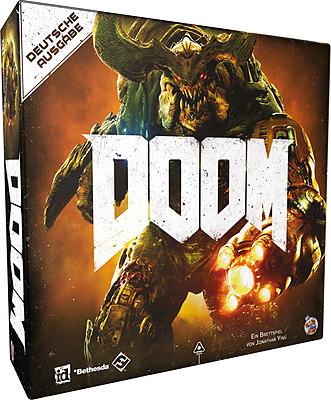 Einfach und sicher online bestellen: Doom: Das Brettspiel in Österreich kaufen.