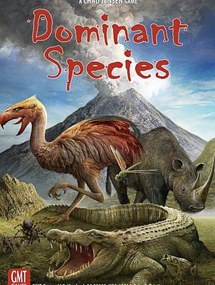 Einfach und sicher online bestellen: Dominant Species 3rd Print in Österreich kaufen.