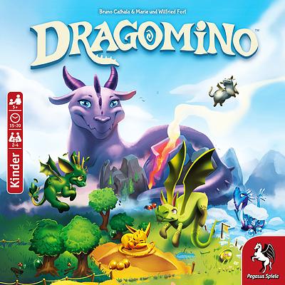 Einfach und sicher online bestellen: Dragomino in Österreich kaufen.