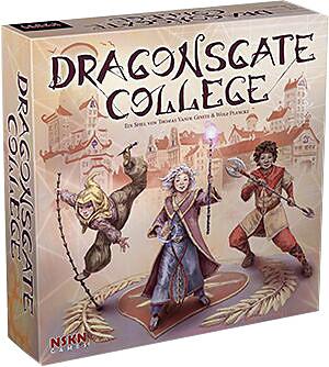 Einfach und sicher online bestellen: Dragonsgate College in Österreich kaufen.