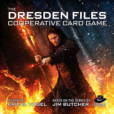 Einfach und sicher online bestellen: Dresden Files Cooperative Card Game (Englisch) in Österreich kaufen.