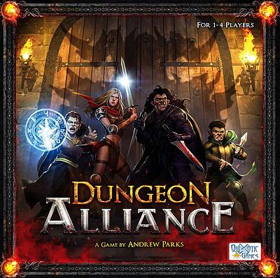 Einfach und sicher online bestellen: Dungeon Alliance (Englisch) in Österreich kaufen.