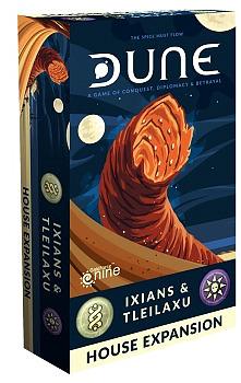 Einfach und sicher online bestellen: Dune: The Ixians and the Tleilaxus House in Österreich kaufen.