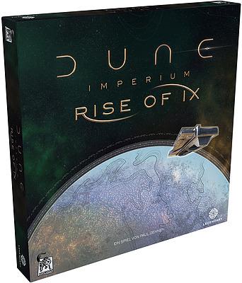 Einfach und sicher online bestellen: Dune Imperium - Rise of IX in Österreich kaufen.