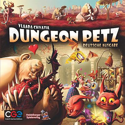 Einfach und sicher online bestellen: Dungeon Petz in Österreich kaufen.