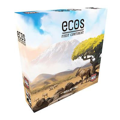 Einfach und sicher online bestellen: Ecos (Englisch) in Österreich kaufen.
