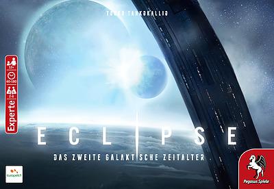 Einfach und sicher online bestellen: Eclipse - Das zweite Galaktische Zeitalter in Österreich kaufen.