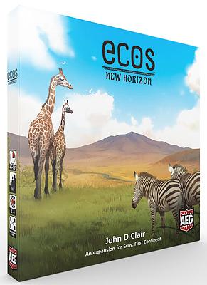 Einfach und sicher online bestellen: Ecos: New Horizon (Englisch) in Österreich kaufen.