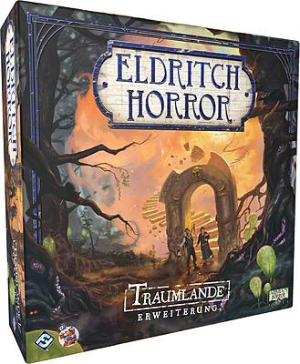 Einfach und sicher online bestellen: Eldritch Horror: Traumlande in Österreich kaufen.