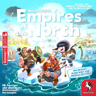 Einfach und sicher online bestellen: Empires of the North in Österreich kaufen.