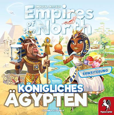 Einfach und sicher online bestellen: Empires of the North: Ägyptische Könige in Österreich kaufen.