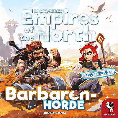 Einfach und sicher online bestellen: Empires of the North: Barbaren-Horde in Österreich kaufen.