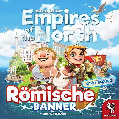 Einfach und sicher online bestellen: Empires of the North: Römer in Österreich kaufen.