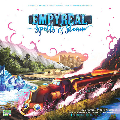 Einfach und sicher online bestellen: Empyreal - Spells and Steam (Englisch) in Österreich kaufen.