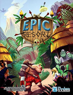 Einfach und sicher online bestellen: Epic Resort (Englisch) in Österreich kaufen.