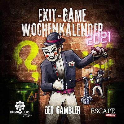 Einfach und sicher online bestellen: Escape Dysturbia Gambler in Österreich kaufen.
