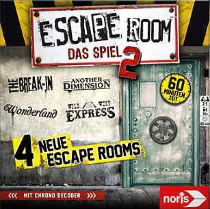 Einfach und sicher online bestellen: Escape Room - Das Spiel 2 in Österreich kaufen.