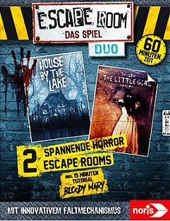 Einfach und sicher online bestellen: Escape Room - Duo Horror in Österreich kaufen.