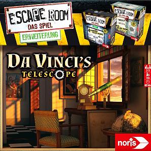 Einfach und sicher online bestellen: Escape Room - Da Vinci's Telescope in Österreich kaufen.