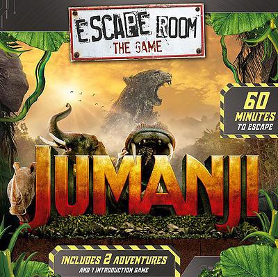 Einfach und sicher online bestellen: Escape Room - Jumanji in Österreich kaufen.
